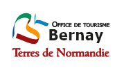 Logo Office de Tourisme de Bernay